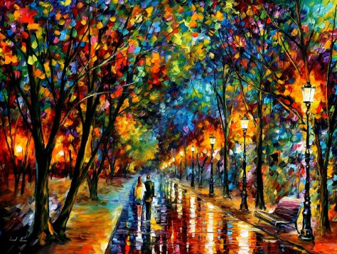 By: Leonid Afremov